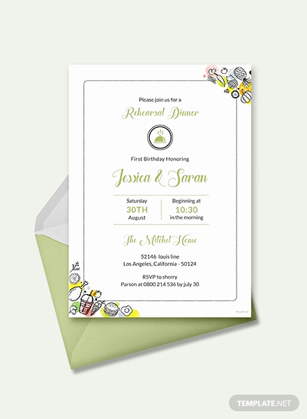 Rehearsal Dinner Invitation Template Fresh Free Movie Night Invitation Template In Adobe Shop