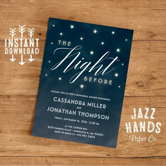 Rehearsal Dinner Invitation Template Inspirational Rehearsal Dinner Invitation Template Diy Wedding Rehearsal