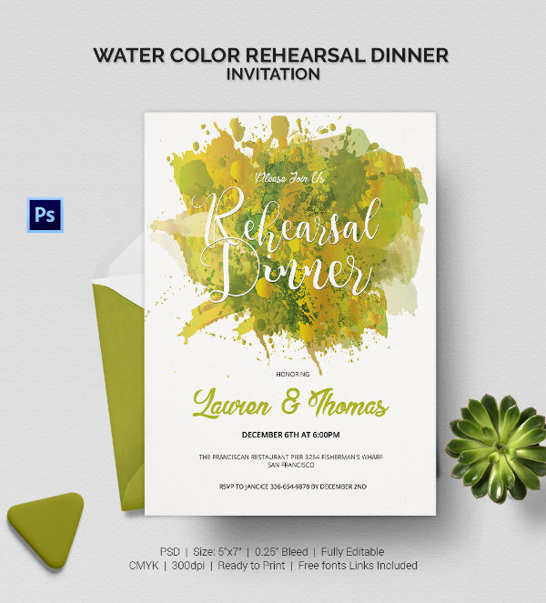 Rehearsal Dinner Invitation Template Lovely Dinner Invitation Template 35 Free Psd Vector Eps Ai