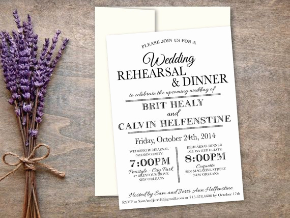 Rehearsal Dinner Invitation Template Word Fresh 25 Best Ideas About Rehearsal Dinner Invitation Wording