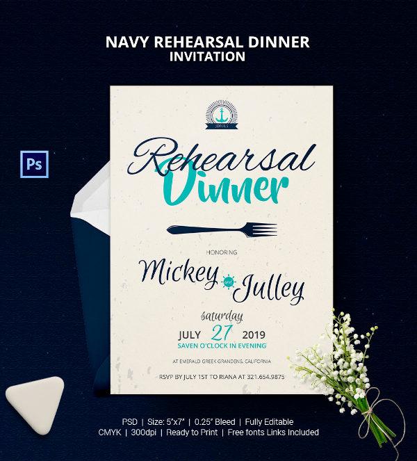 Rehearsal Dinner Invitation Template Word Luxury Dinner Invitation Template 35 Free Psd Vector Eps Ai