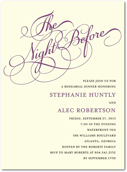 Rehearsal Dinner Invitation Wording Beautiful I Would Have Never thought Of A Rehearsal Dinner