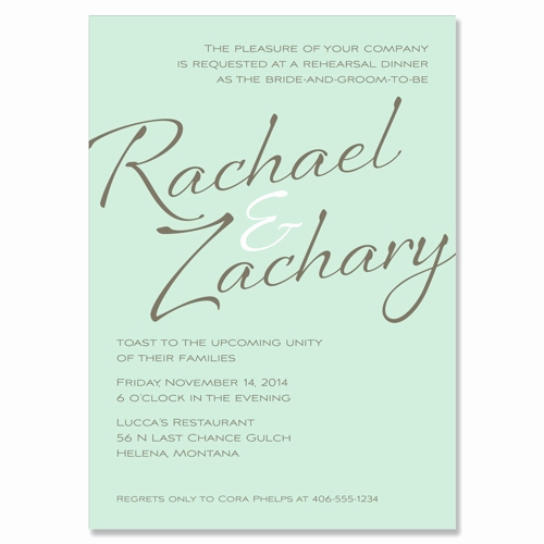 Rehearsal Dinner Invitation Wording Best Of Rehearsal Dinner Invite Wording Casual