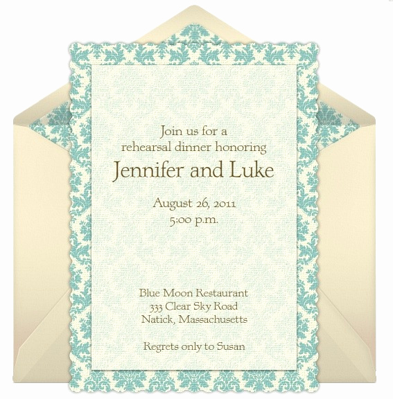 Rehearsal Dinner Invitation Wording Unique Rehearsal Dinner Invitation Wording