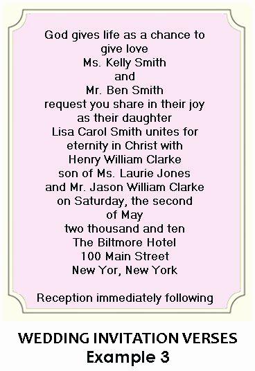 Religious Wedding Invitation Wording Elegant 11 Best Images About Christian Wedding Invitation Wording