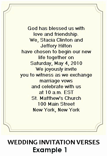 Religious Wedding Invitation Wording Unique Best 25 Wedding Invitation Wording Ideas On Pinterest