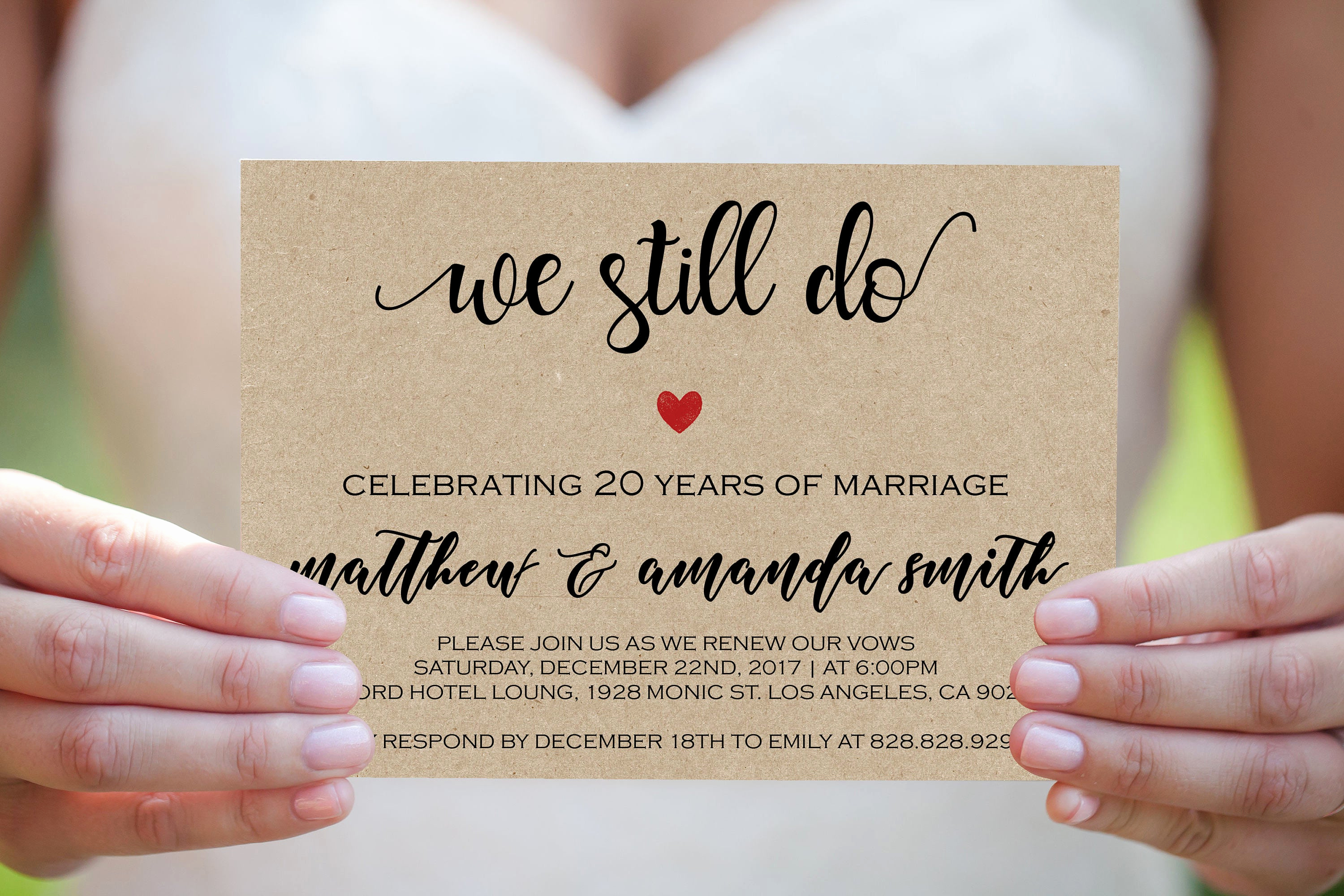 Renew Vows Invitation Wording Awesome We Still Do Invitations Vow Renewal Invitation Template