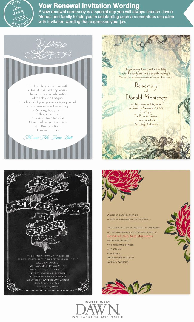 Renew Vows Invitation Wording Beautiful Best 25 Vow Renewal Invitations Ideas On Pinterest