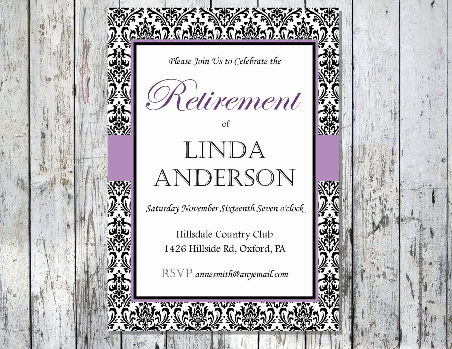 Retirement Invitation Template Free Best Of Free Retirement Invitations Printable