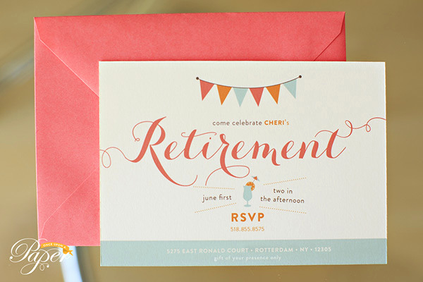 Retirement Invitation Template Free Lovely 36 Retirement Party Invitation Templates Psd Ai Word