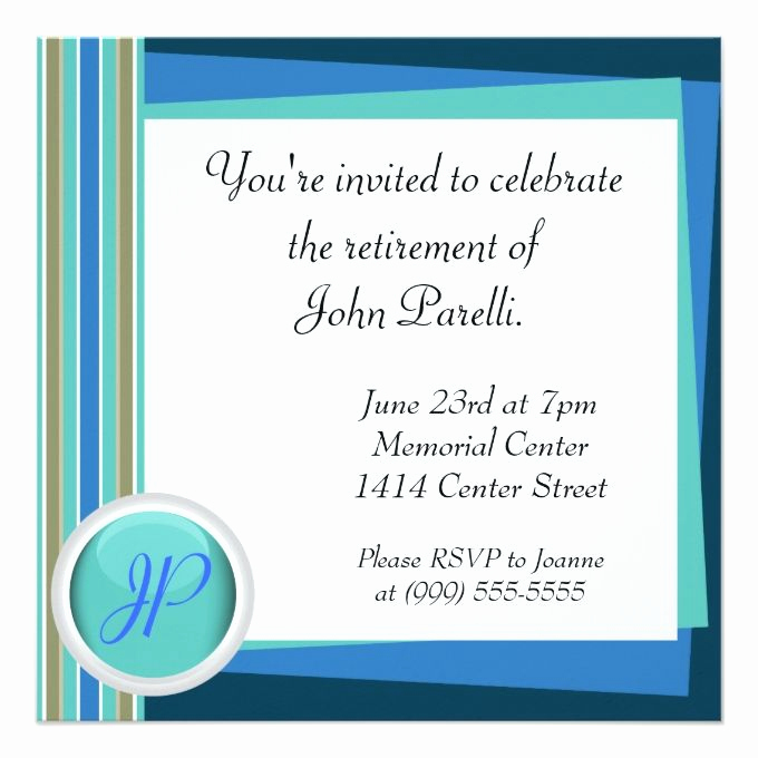 Retirement Party Invitation Card Elegant 17 Best Images About Retirement Party Invitations On
