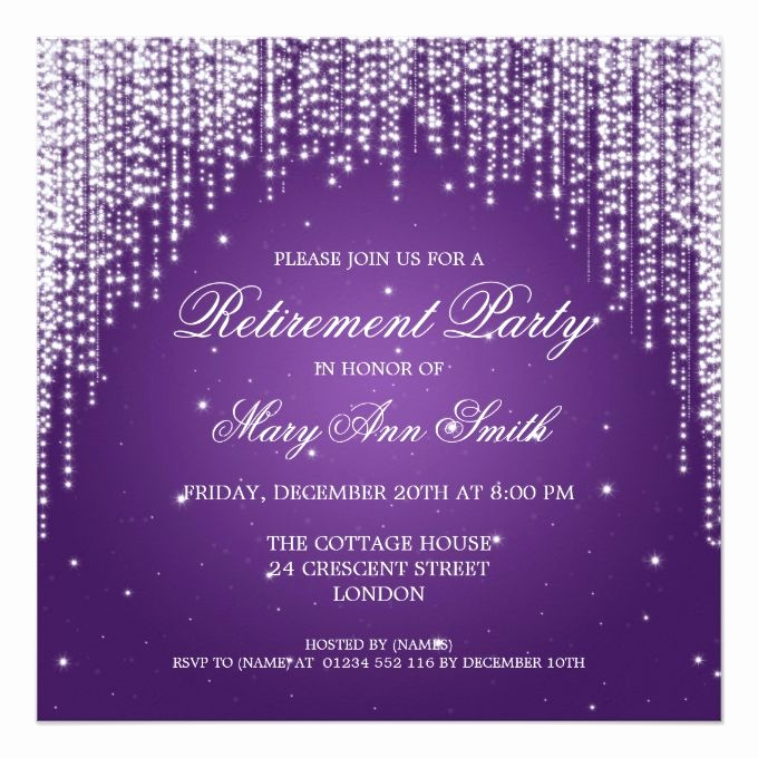 Retirement Party Invitation Card Fresh 1341 Best Retirement Party Invitations Images On Pinterest