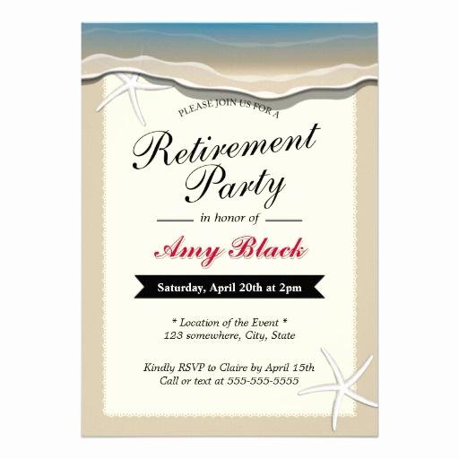 Retirement Party Invitation Ideas Elegant Pinterest • the World's Catalog Of Ideas