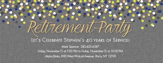Retirement Party Invitation Template Best Of Air force Retirement Ceremony Program Templates
