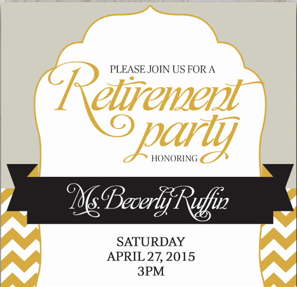 Retirement Party Invitation Template Free Inspirational 25 Retirement Invitation Templates Psd Vector Eps Ai