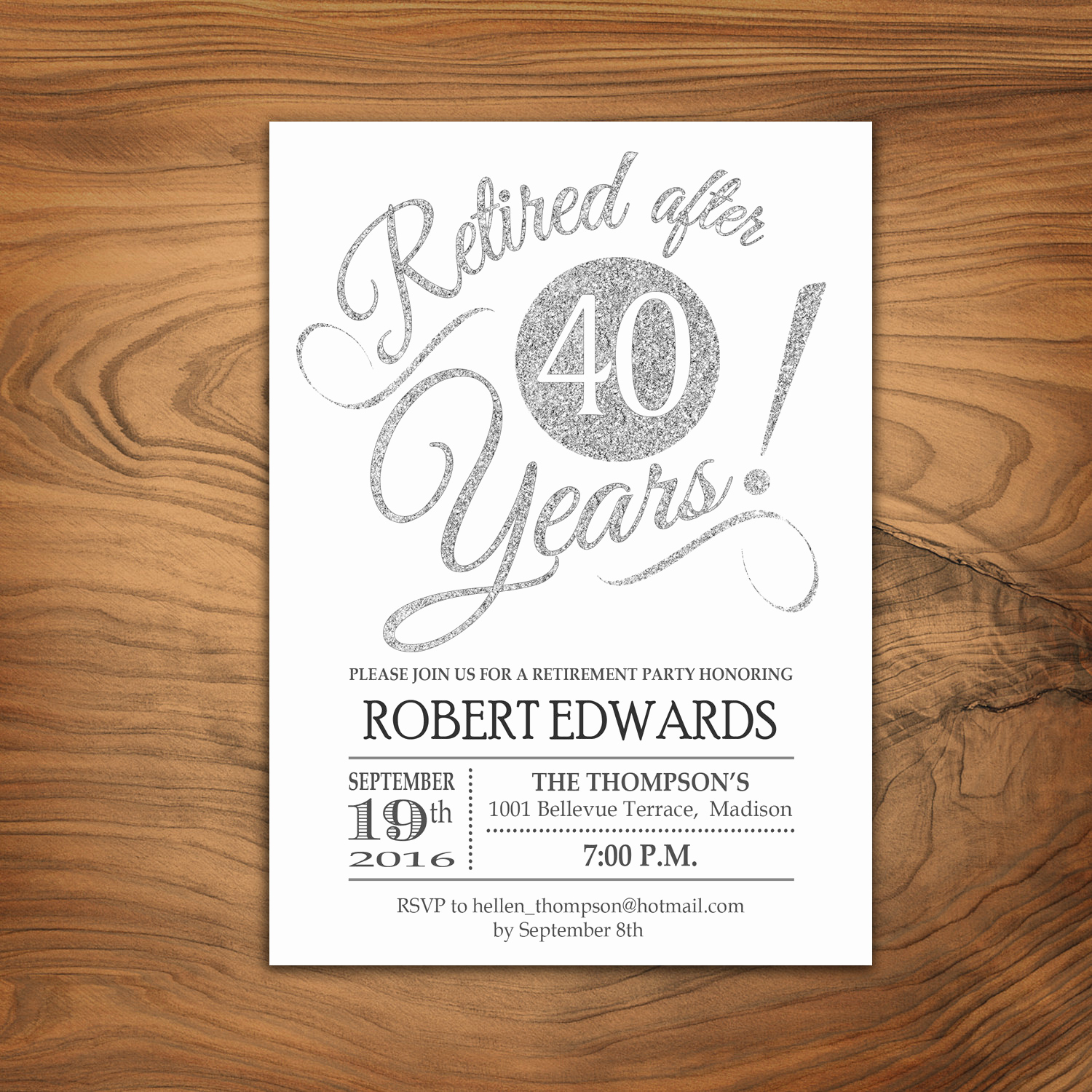 Retirement Party Invitation Template Inspirational Retirement Party Invitation Retirement Invite Printable