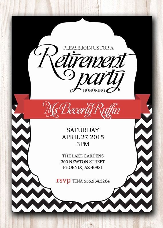 Retirement Party Invitation Template Unique 25 Unique Retirement Invitations Ideas On Pinterest