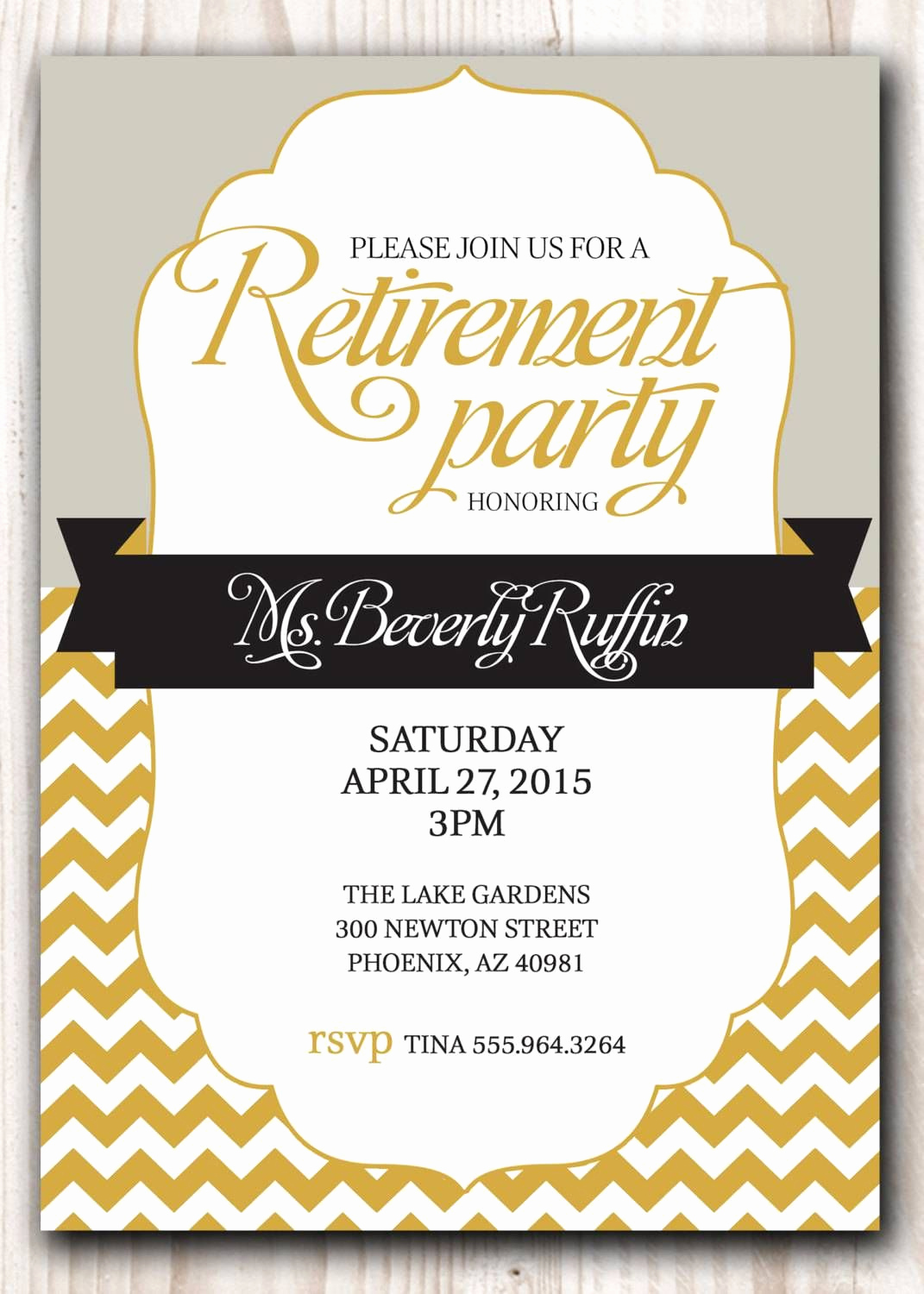 Retirement Party Invitation Templates Inspirational Retirement Party Invitation Template Microsoft