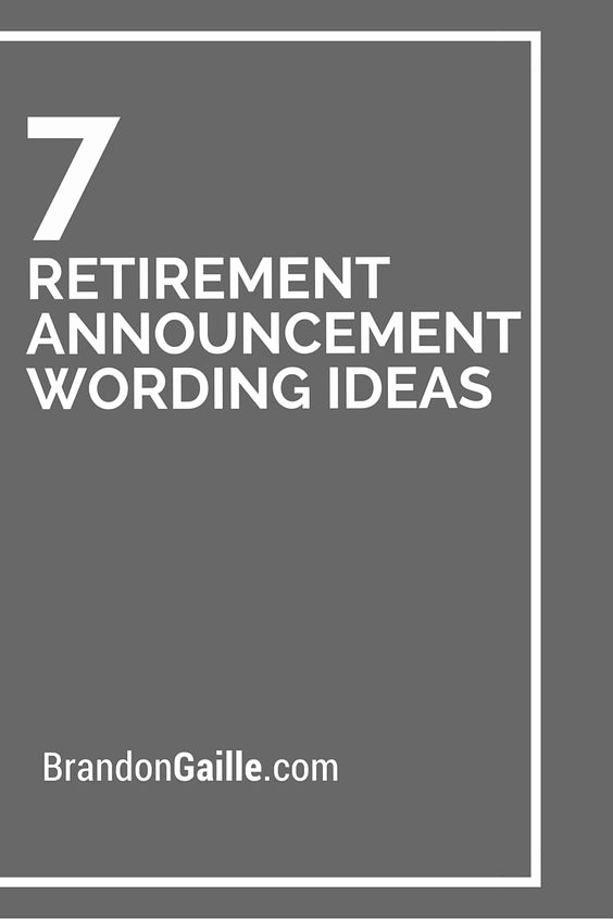 Retirement Party Invitation Wording Funny Fresh 25 Best Ideas About Retirement Announcement On Pinterest