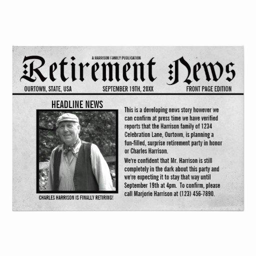 humorous retirement party invitation wording