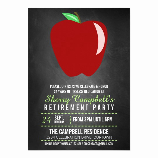 Retirement Party Invitation Wording Funny Luxury Funny Retirement Invitations & Announcements
