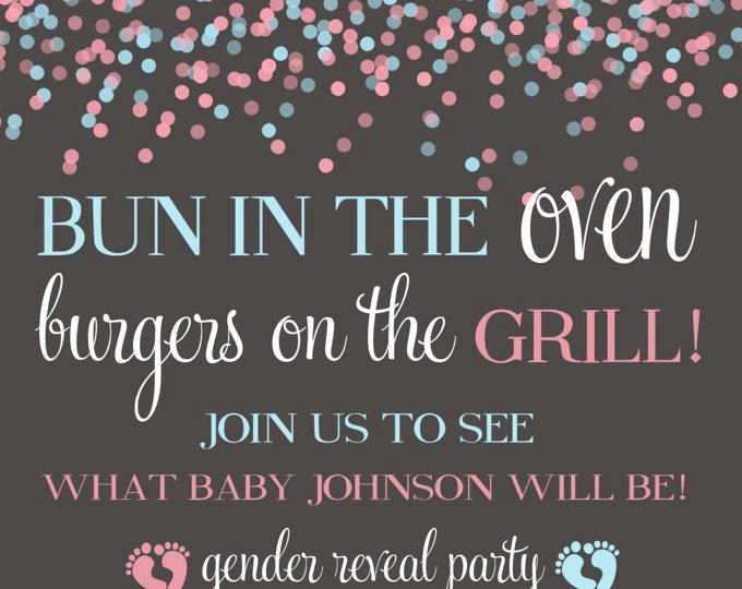 Reveal Party Invitation Ideas Awesome Best 10 Gender Reveal Party Invitations Ideas On