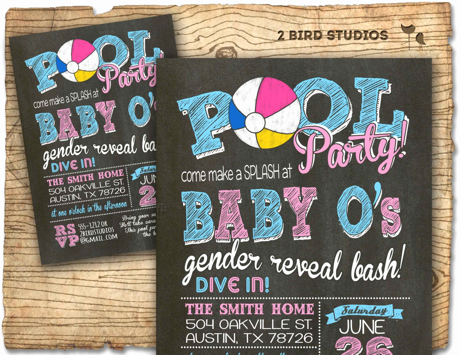 Reveal Party Invitation Ideas Lovely Pool Party Gender Reveal Invitation Pool Party Baby Shower