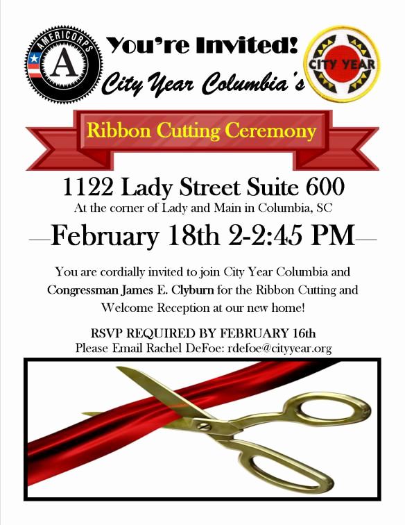 Ribbon Cutting Invitation Templates Best Of You Re Invited