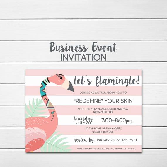 Rodan and Fields Bbl Invitation Best Of Rodan and Fields Invitation Custom Party Invite Bbl