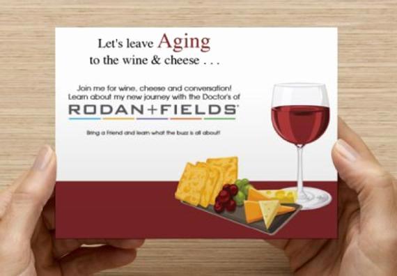 Rodan and Fields Bbl Invitation Lovely Bbl Invitation 200 Rodan and Fields Instant Download