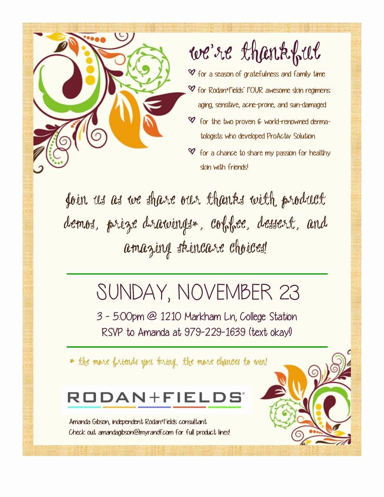 Rodan and Fields Bbl Invitation Lovely My Bbl Invitation Rodan Fields S & Graphics