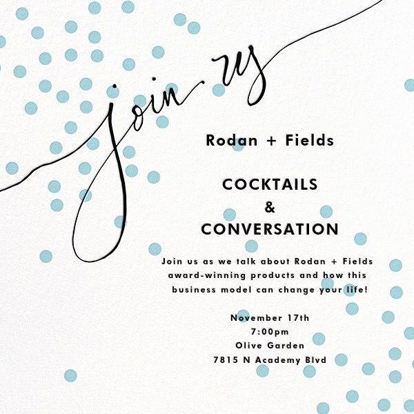 Rodan and Fields Bbl Invitation New 109 Best R F Invitations Bbl Images On Pinterest