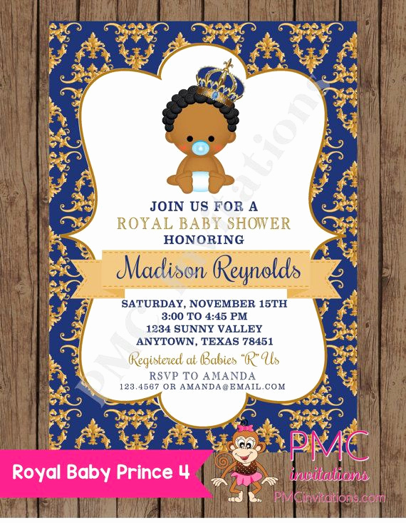 Royal Baby Shower Invitation Luxury 444 Best Images About Baby Shower On Pinterest