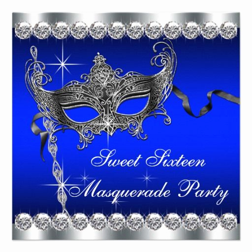 Royal Ball Invitation Template Free Beautiful 17 Best Images About Sweet 16 Masquerade Invitations On