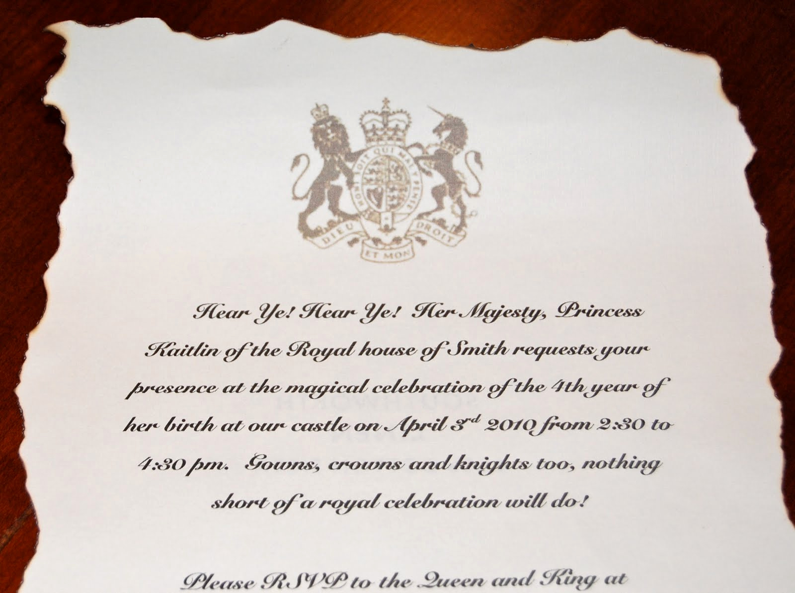 Royal Ball Invitation Wording Elegant Mkhkkh Princess Kaitlin S Royal Birthday Ball