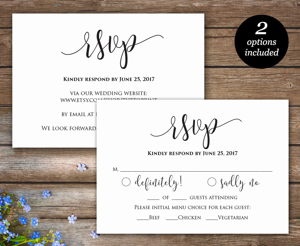 Rsvp Wedding Invitation Wording Beautiful Wedding Invitations with Postcard Response Cards