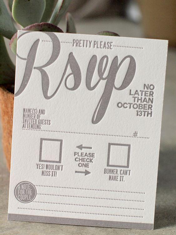 Rsvp Wedding Invitation Wording Best Of Best 25 Wedding Rsvp Ideas On Pinterest