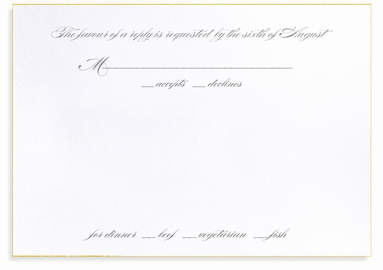 Rsvp Wedding Invitation Wording Elegant Bell Invito Updates Mind Your Rsvps & Qs formal