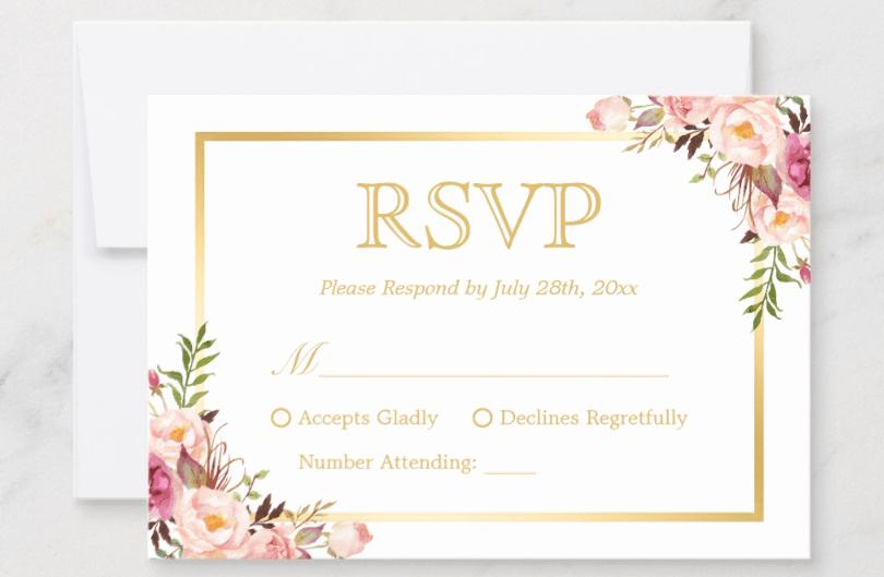 Rsvp Wedding Invitation Wording New Regretfully Decline Wedding Invitation Sample