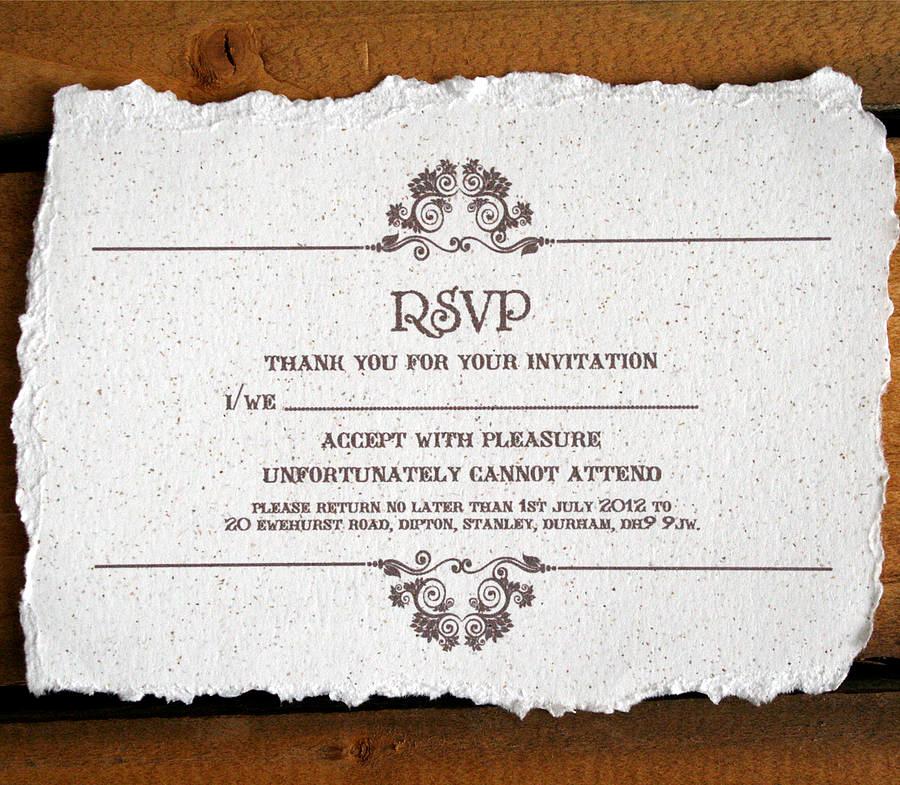 Rsvp Wedding Invitation Wording New Wedding Invitation Rsvp Wording