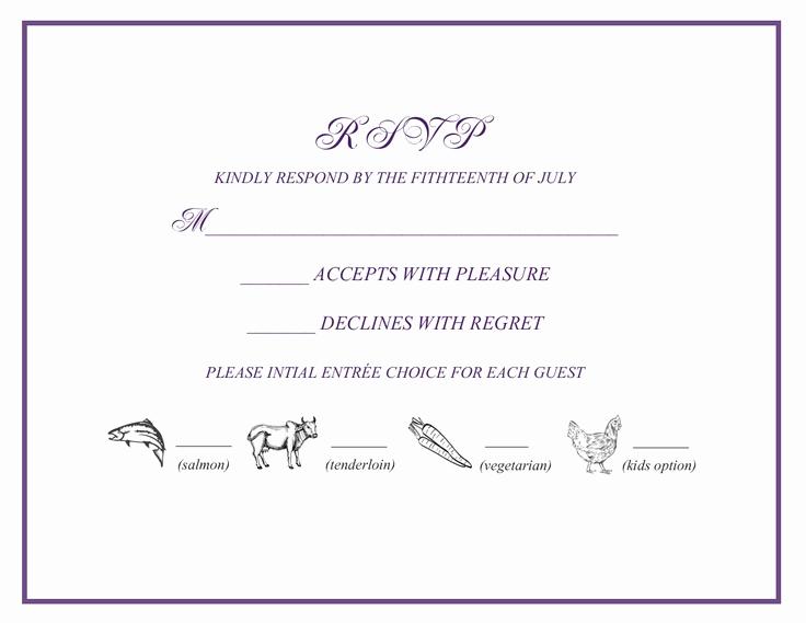 Rsvp Wedding Invitation Wording Unique Pin On Wedding Favorites