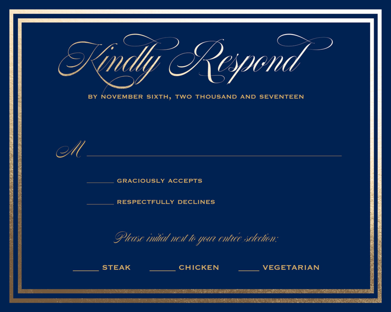 Rsvp Wedding Invitation Wording Unique Wedding Rsvp Wording Ideas