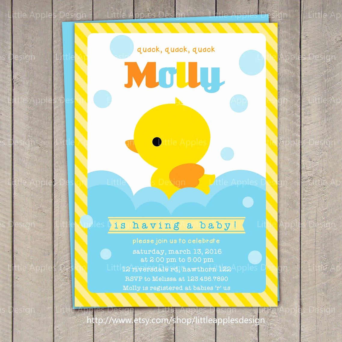 Rubber Duck Baby Shower Invitation New Duck Baby Shower Invitation Rubber Duck Baby Shower
