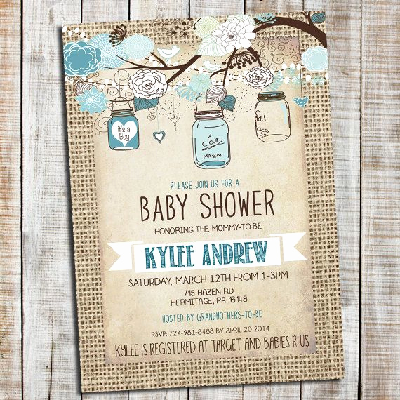 Rustic Baby Shower Invitation Beautiful 17 Best Ideas About Rustic Baby Showers On Pinterest