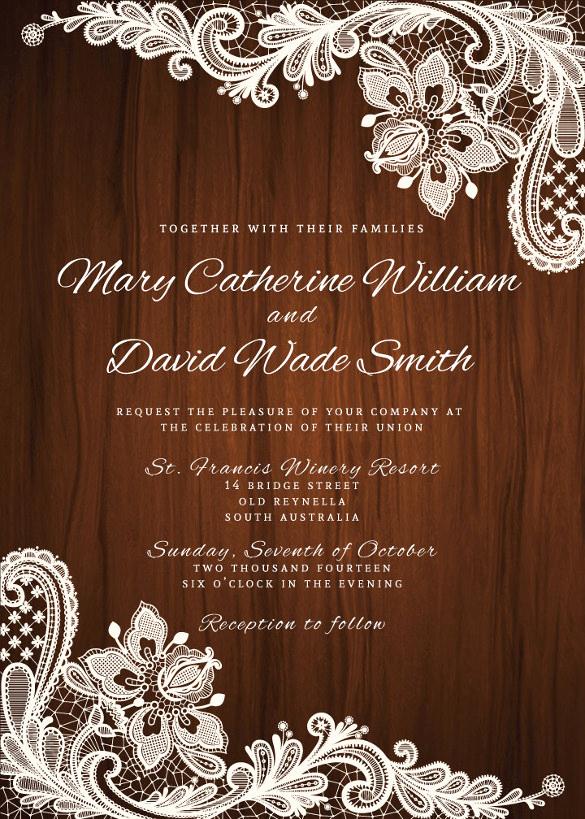 Rustic Wedding Invitation Background Fresh 61 Wedding Backgrounds & Psd Wedding Background