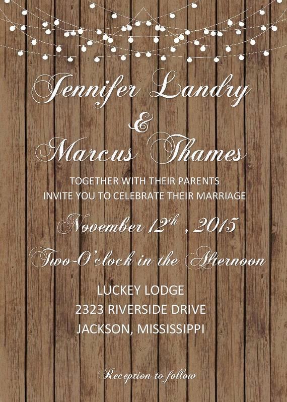 Rustic Wedding Invitation Background Unique Rustic Wedding Invitation Wood Background Rustic Country