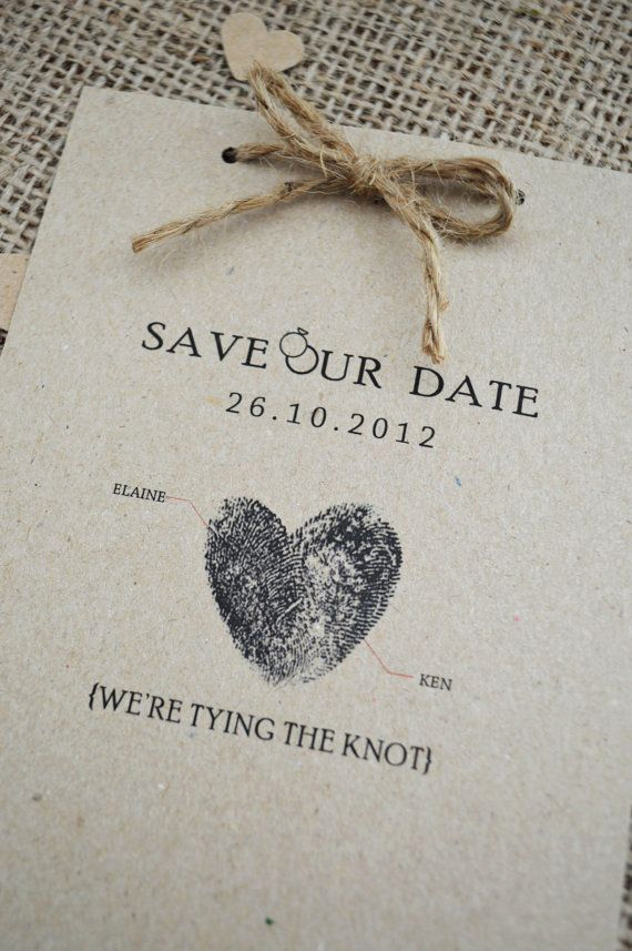 Rustic Wedding Invitation Ideas Awesome Best 25 Save the Date Cards Ideas On Pinterest