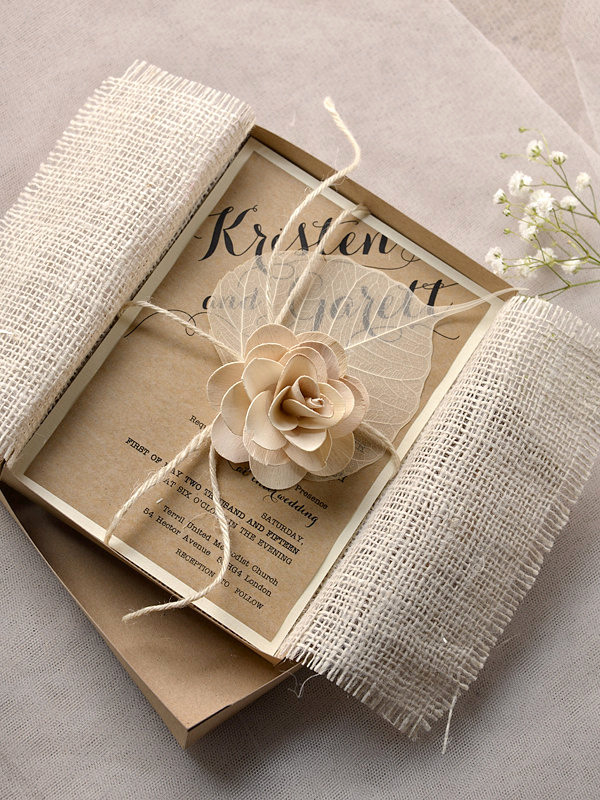 Rustic Wedding Invitation Ideas Awesome Mod Finds Rustic Chic Wedding Invitations Modwedding