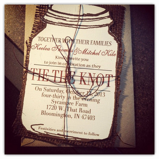 Rustic Wedding Invitation Ideas Awesome top 10 Burlap Wedding Invitations