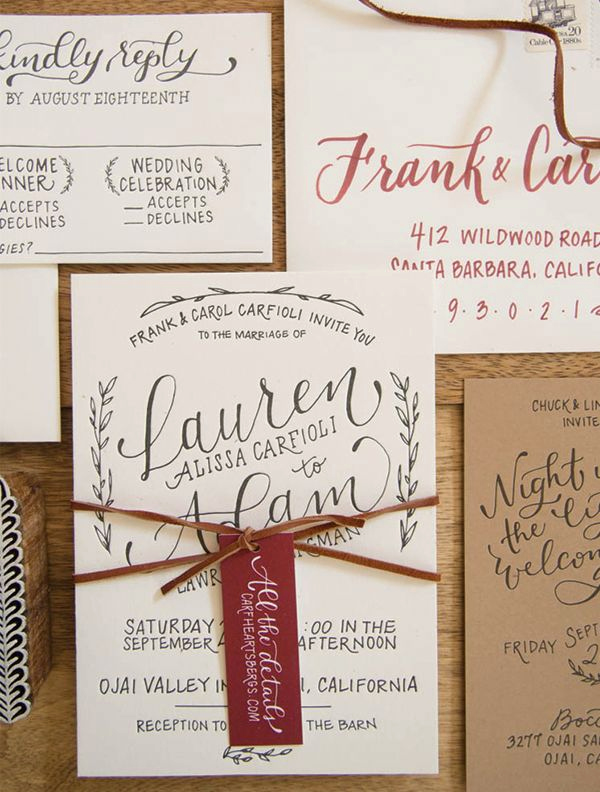 Rustic Wedding Invitation Ideas Awesome top 15 Popular Rustic Wedding Invitaitons Idea Samples On